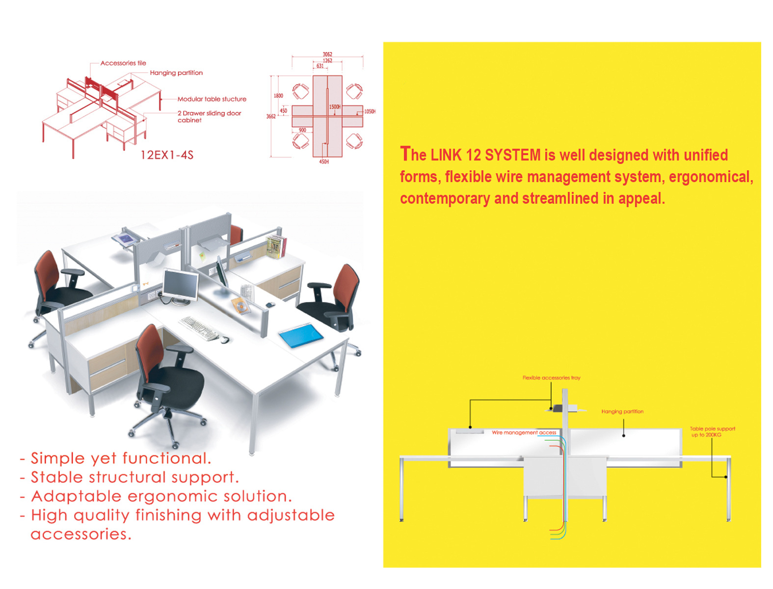 Office Workstation Wiring Diagrams Trusted Diagram Harness Workstations Auyin Furniture Rh Sg Ethernet Complex
